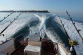 Abyss Fishing Rovinj - Fahrt aufs Meer
