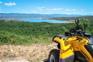 Panoramablick Quadtour
