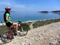 Aktivist Sport Pula - Radtouren
