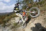 Enduro Tour - Anstieg