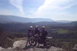 Enduro Croatia - Aussichtspunkt