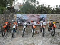Enduro Croatia - Motorradverleih