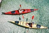 Hvar Adventure - Kanu Tour - Luftaufnahme