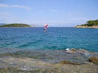 Hvar Adventure - Windsurfing Vrboska - Insel Hvar, Dalmatien, Kroatien