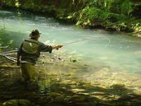 Nationalpark Risnjak - Fliegenfischen Kupa, Kroatien