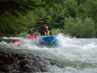 Nationalpark Risnjak - Rafting Kupa, Kvarner, Kroatien