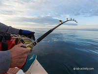 Big Game Fishing Rab Activity