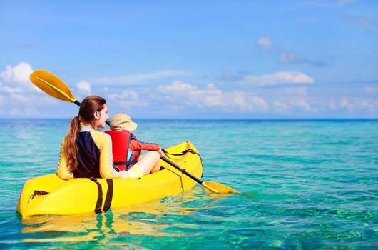 Kajaktour Insel Rab mit Rab Activity