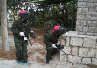 Rab Activity - Paintball