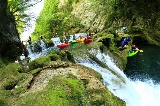 Raftrek - Abenteuerurlaub