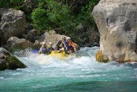 Rafting Cetina - Omis, Dalmatien, Kroatien