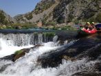 Kajaksafari Zrmanja Wasserfall
