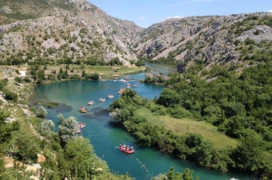 Riva Rafting - Rafting Zrmanja