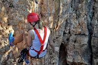 Speleolit - Höhlenklettern Grotte Baredine