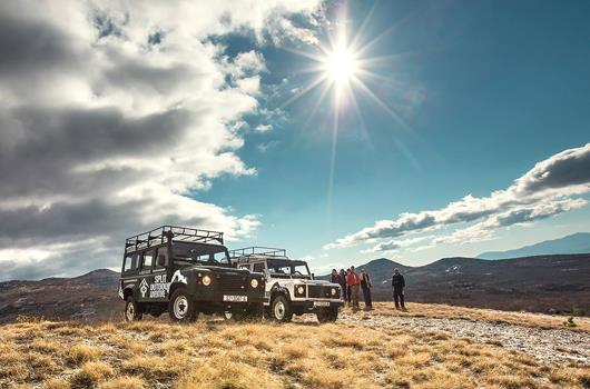 Split Outdoor Adventure - Jeep Safari