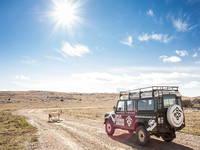 Jeep Safari mit Split Outdoor Adventure