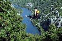 Zipline Croatia - Omis