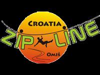 Zipline Croatia - Omis, Dalmatien, Kroatien