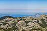Biokovo Gebirge, Kroatien