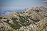 Biokovo Gebirge