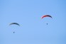 Paragliden in Istrien