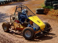 Cross Kart in Porec
