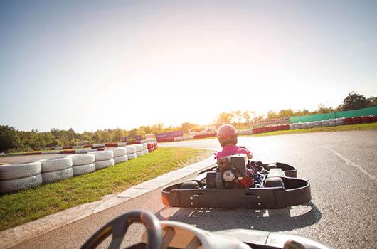 Go Kart in Kroatien, Kartbahn Porec