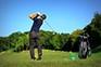 Golfspieler - Golfclub Medjimurje