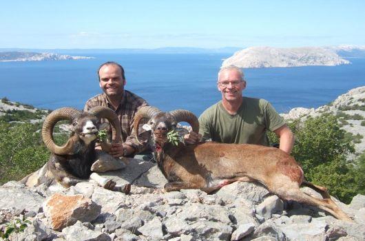 Jagd in Kroatien