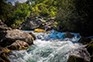 Wildwasserfahrt - Fluss Cetina