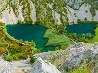 Fluss Krupa - Dalmatien bei Zadar
