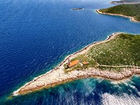 Vis - Bucht Stoncica