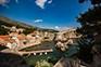 Pile Bucht Dubrovnik