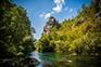 Fluss Cetina bei Omis
