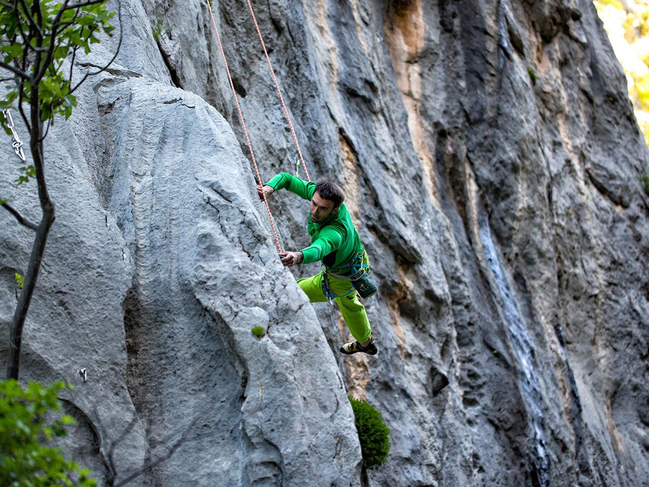 14093a0081ba34 Klettern wie die Profis in Kroatien (Foto  Ivo Biocina)