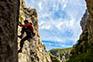 Klettern in Paklenica