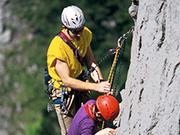 Kroatien Klettern