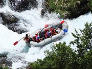 Kroatien Rafting