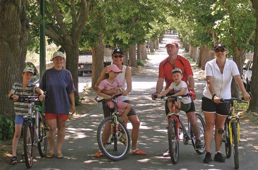 Radtour in Blato