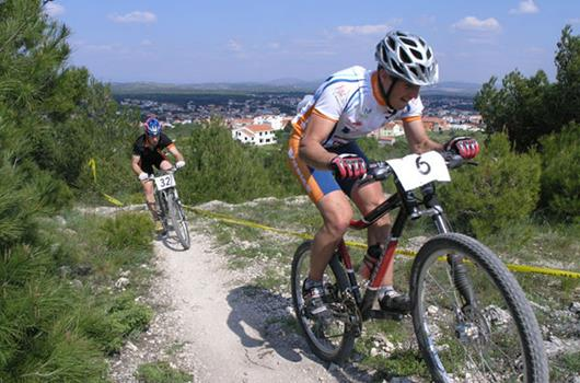 Radtour Vodice - Orlov Krug