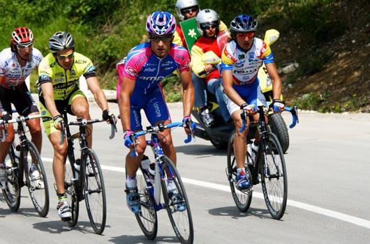 Radroute - 14. Etappe Giro d Italia