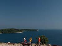 Radroute ins Blaue - Medulin Riviera