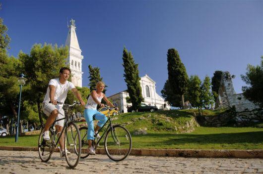 Radfahren Istrien - Radtour Rovinj