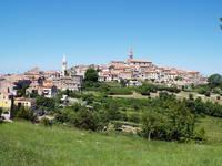 Radtour Umag - Novigrad - Momjaner Muskat - Buje