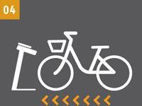 Park & Ride Umag - Fahrradrückgabe