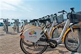 Park and Ride Umag - Nummern der Räder
