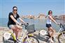 Park & Ride Umag - Blick auf Altstadt
