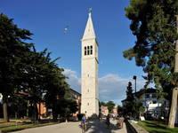 Radrouten Umag-Novigrad - Radroute des Hl. Pelagius