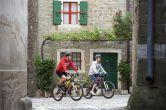 Radfahren Umag-Novigrad - Istrien entdecken