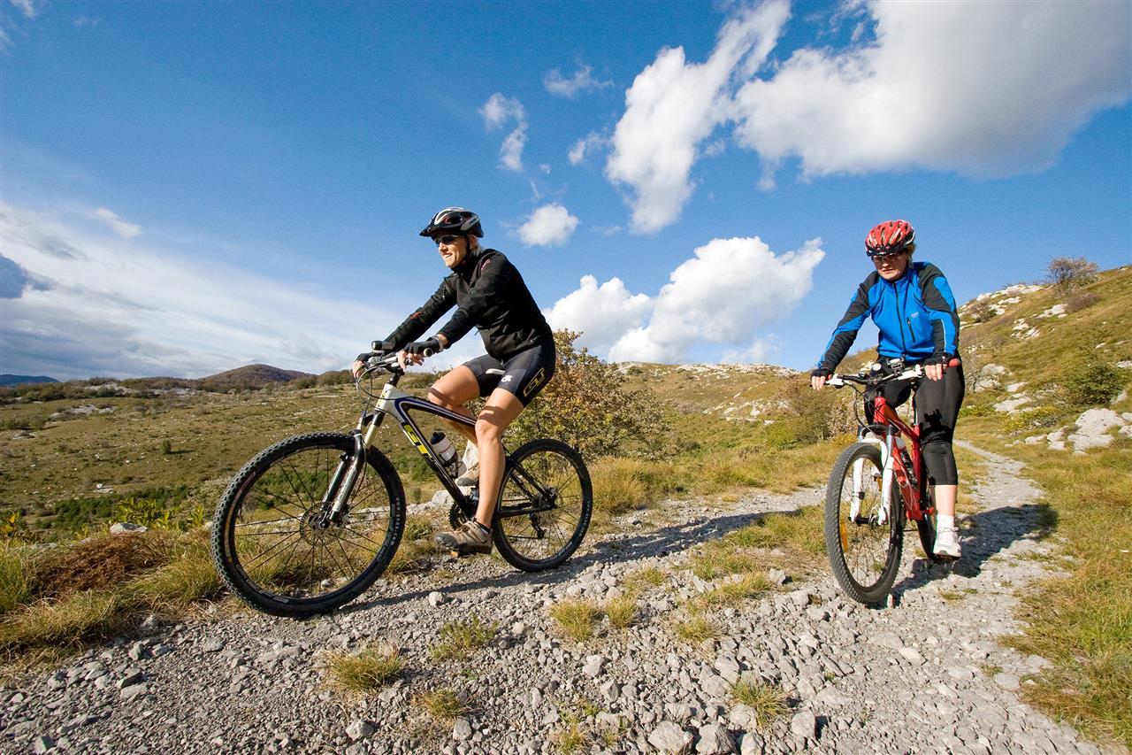 mountainbike kroatien